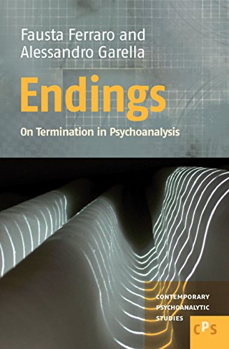9789042026254: Endings: On Termination in Psychoanalysis (Contemporary Psychoanalytic Studies)