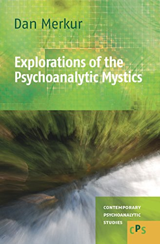 9789042028593: Explorations of the Psychoanalytic Mystics (Contemporary Psychoanalytic Studies)