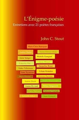 9789042029477: L'Énigme-poésie: Entretiens avec 21 poètes françaises (Chiasma) (French Edition)
