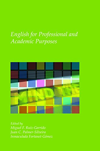 9789042029552: English for Professional and Academic Purposes. (Utrecht Studies in Language and Communication)