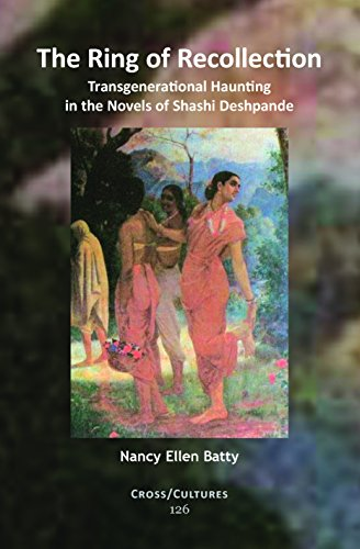 The Ring of Recollection: Transgenerational Haunting in the Novels of Shashi Deshpande (Hardback): ...