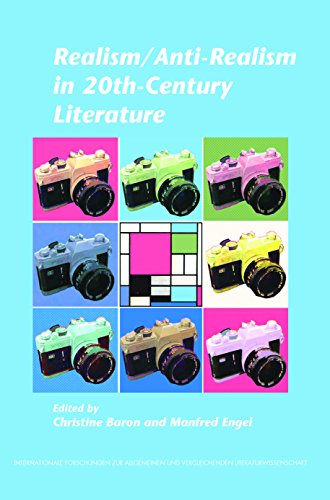 9789042031159: Realism/Anti-Realism in 20th-Century Literature.