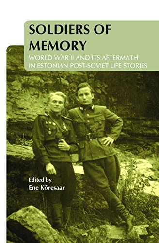 9789042032439: Soldiers of Memory: World War II and Its Aftermath in Estonian Post-Soviet Life Stories. (On the Boundary of Two Worlds)
