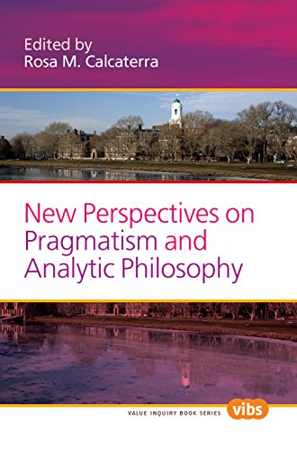 9789042033214: New Perspectives on Pragmatism and Analytic Philosophy. (Studies in Pragmatism and Values)