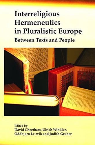 9789042033375: Interreligious Hermeneutics in Pluralistic Europe: Between Texts and People. (Currents of Encounter)