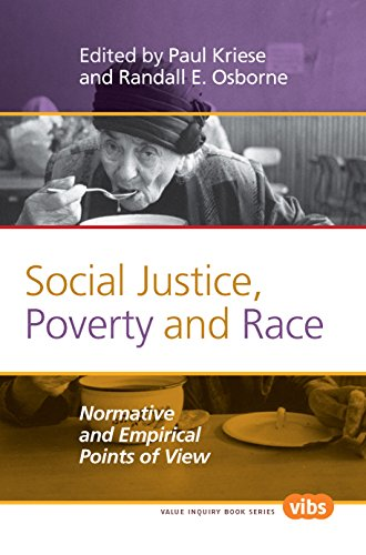 Social Justice, Poverty and Race: Normative and