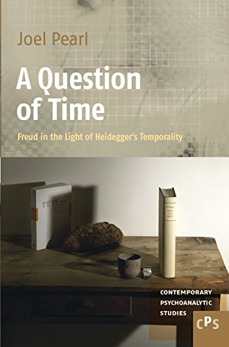 9789042036420: A Question of Time: Freud in the Light of Heidegger's Temporality (Contemporary Psychoanalytic Studies)