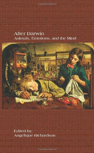 9789042037472: After Darwin: Animals, Emotions, and the Mind (Clio Medica)