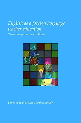 English as a foreign language teacher education: Edited by Juan