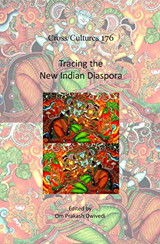 9789042038882: Tracing the New Indian Diaspora (Cross/Cultures: Readings in the Post/Colonial Literatures in English)