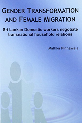 9789042303614: Gender Transformation and Female Migration: Sri Lankan Domestic Workers Negotiate Transnational Household Relations