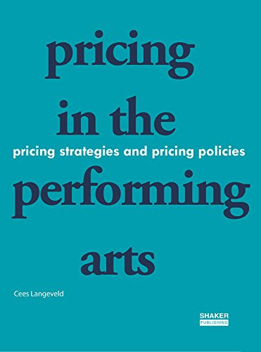 9789042304376: Pricing in the Performing Arts