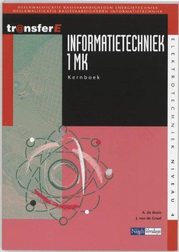 9789042505148: Kernboek (1 MK: deelkwalificatie basisvaardigheden energietechniek . deelkwalificatie basisvaardigheden informatietechniek)