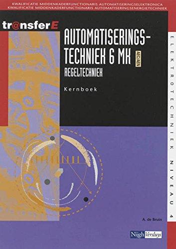 9789042516533: Kernboek (6 MK AEC/AEN Regeltechniek: kwalificatie middenkaderfunctionaris automatiseringselektronica . kwalificatie middenkaderfunctionaris automatiseringsenergietechniek)