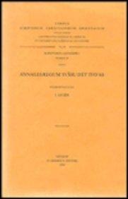 Annales regum 'Iyasu II et 'Iyo'as: GuidiL.,