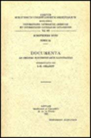Documenta ad origines monophysitarum illustrandas: ChabotI.-B.,