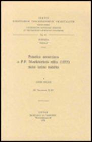 9789042904125: Paterica armeniaca a P.P. Mechitaristis edita (1855) nunc latine reddita, III. Subs. 47. (Corpus Scriptorum Christianorum Orientalium)