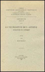 La vie primitive de S. Antoine: DraguetR.,