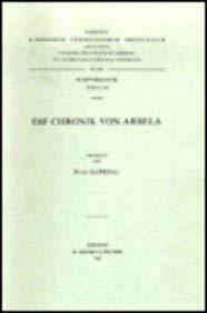 Die Chronik von Arbela: KawerauP.,