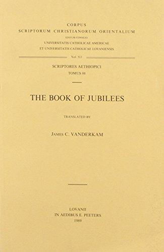 The Book of Jubilees. Aeth. 88. (Corpus: Vanderkam, JC