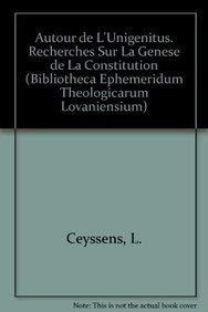 Autour de l'Unigenitus: CeyssensL., TansJ.A.G.,