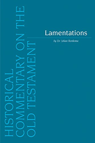 9789042906778: Lamentations (Historical Commentary on the Old Testament)