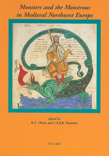 9789042910072: Monsters and the Monstrous in Medieval Northwest Europe (Mediaevalia Groningana)