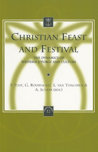 9789042910553: Christian Feast and Festival The Dynamics of Western Liturgy and Culture (Liturgia Condenda)