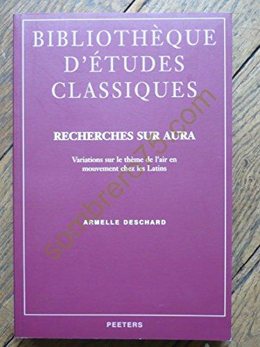 Recherches sur Aura: Deschard A.,