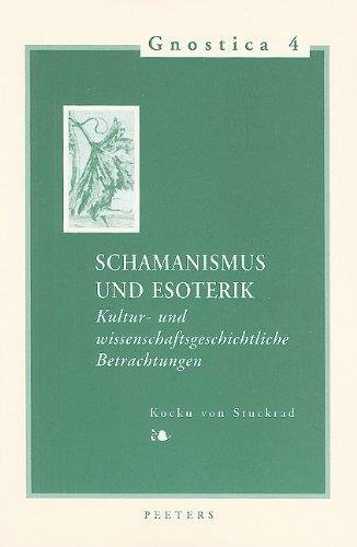 Schamanismus und Esoterik: von Stuckrad K.,