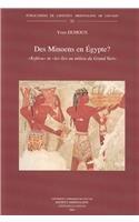 Des Minoens En Egypte?: Keftiou Et Les: Y. Duhoux