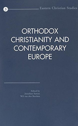 Orthodox Christianity and Contemporary Europe: Sutton J., van den Bercken W.,