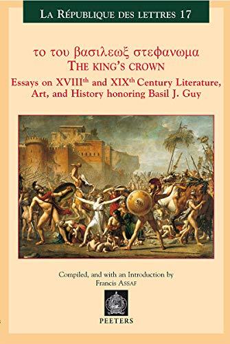 The King's Crown: Assaf F.,