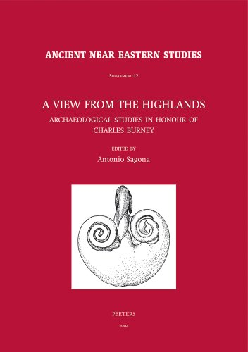 9789042913523: View from the Highlands (Ancient Near Eastern Studies Supplement Series)