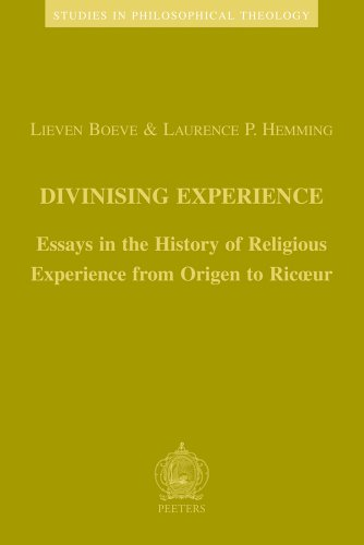 Divinising Experience: Boeve L., Hemming L.P.,