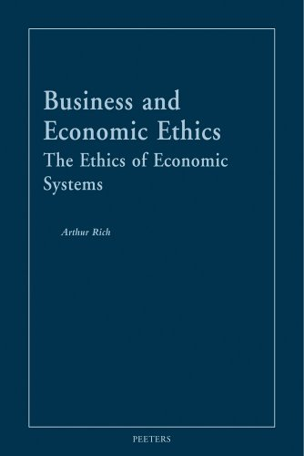 9789042914391: Business and Economic Ethics: The Ethics of Economic Systems