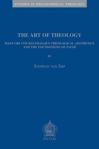 The Art of Theology: van Erp S.,