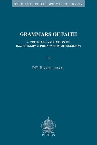 Grammars of Faith: Bloemendaal P.F.,