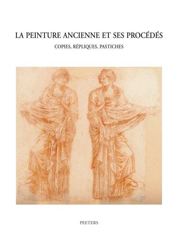 La peinture ancienne et ses procédés. Copies,: Couvert J.; VEROUGSTRAETE