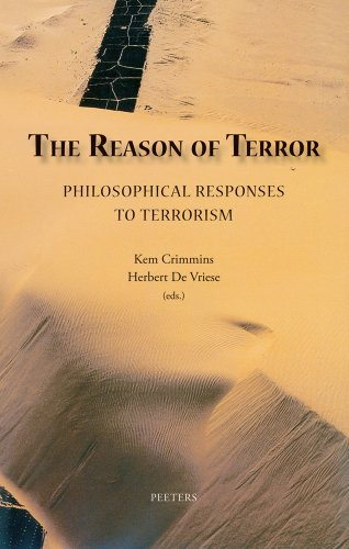 9789042918238: The Reason of Terror: The Philosophical Responses to Terrorism