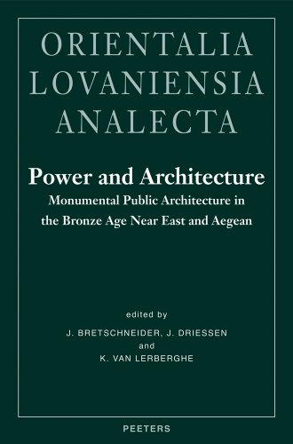 9789042918313: Power and Architecture: Monumental Public Architecture in the Bronze Age Near East and Aegean (Orientalia Lovaniensia Analecta)