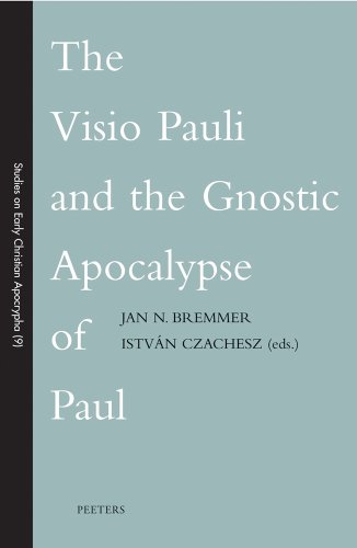 9789042918511: The Visio Pauli and the Gnostic Apocalypse of Paul (Studies on Early Christian Apocrypha)