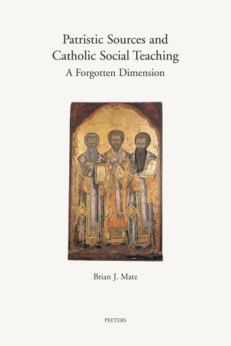 9789042920293: Patristic Sources and Catholic Social Teaching: A Forgotten Dimension. A Textual, Historical, and Rhetorical Analysis of Patristic Source Citations in ... Social Documents (Annua Nuntia Lovaniensia)