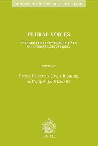 Plural Voices: Fridlund P., Kaennel L., Stenqvist C.,
