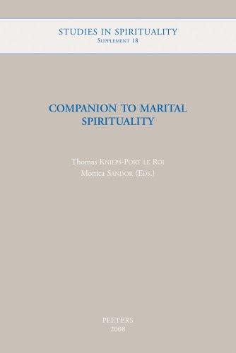 9789042920750: Companion to Marital Spirituality (Studies in Spirituality Supplements)