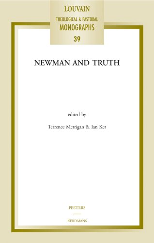 9789042921405: Newman and Truth (Louvain Theological & Pastoral Monographs)