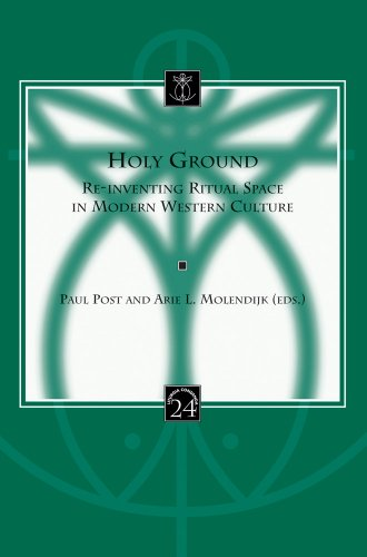 Holy Ground: Post P., Molendijk A.L.,
