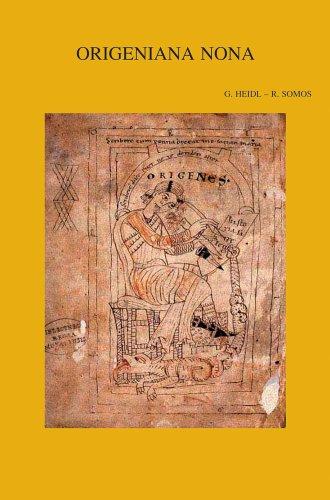 9789042922341: Origeniana Nona: Origen and the Religious Practice of His Time (Bibliotheca Ephemeridum Theologicarum Lovaniensium)
