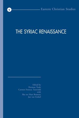 9789042922587: The Syriac Renaissance (Eastern Christian Studies)