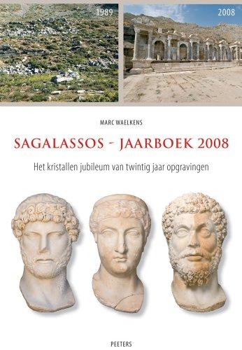 Sagalassos-Jaarboek 2008: Het kristallen jubileum van twintig: Waelkens, M.